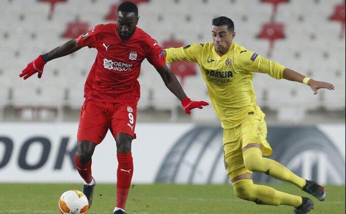 Sivasspor, Villarreal'e kaybetti! Her şey son haftaya kaldı