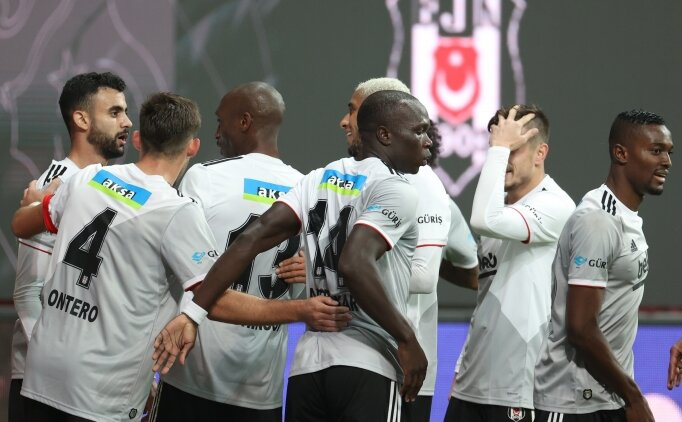 Beşiktaş, Sergen Yalçın yönetiminde yükselişe geçti