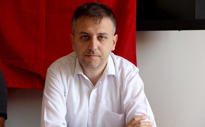Edirnespor Başkanı Savaş Üner'in testi pozitif