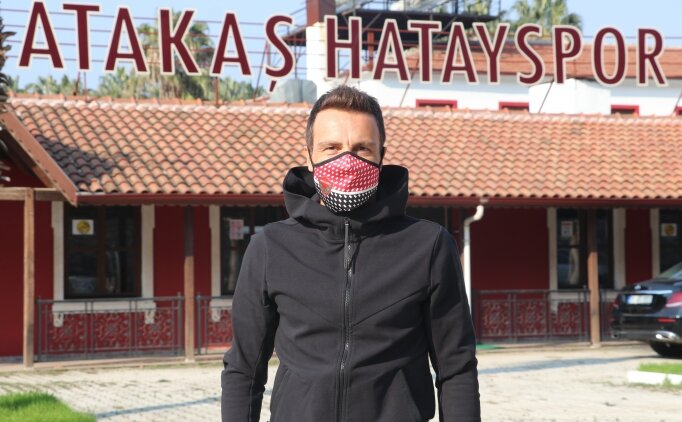 Hatayspor'da hedef Süper Lig'de kalıcı olmak