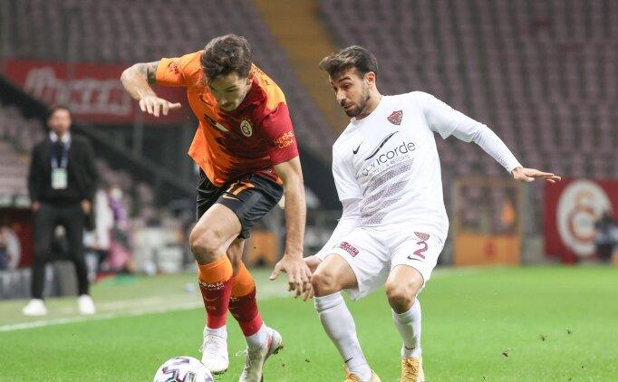Hatayspor'da Mustafa Özat: 'Amacımız ilk 10'a girmek'