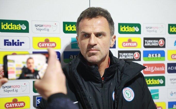 Stjepan Tomas: 'Deplasmanda iyi sonuç aldık'