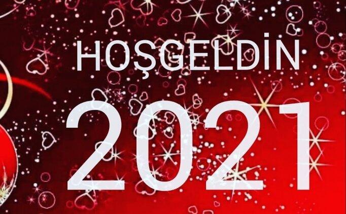 2021 yeni yıl mesajları, En güzel yılbaşı mesajları, sözleri (12 Nisan Pazartesi)