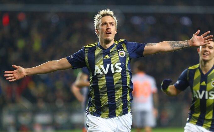 Fenerbahçe'de Max Kruse'nin performansı tavan yaptı