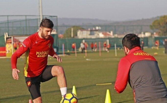 Göztepe'den Adanaspor'a transfer