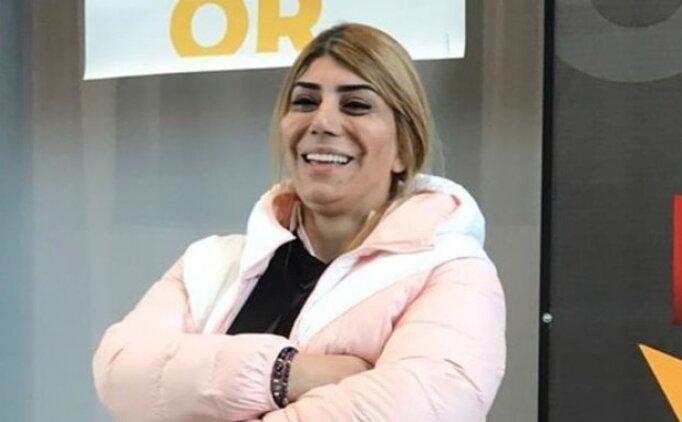 Berna Gözbaşı: 'Kayserispor'un transfer tahtasını açtırdım'