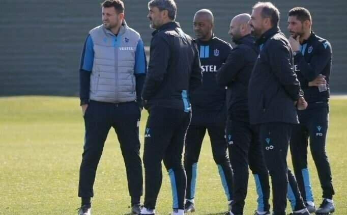 Trabzonspor'da Eddie Newton ile görüşme