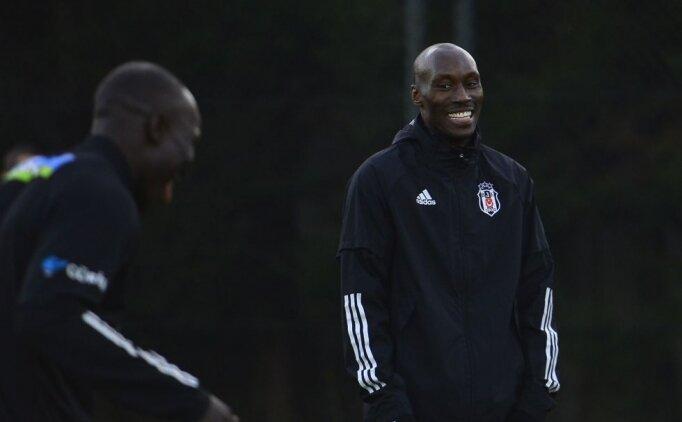 Beşiktaş'ta 37'lik Atiba için düğmeye basıldı