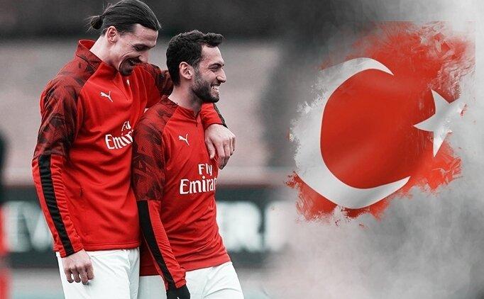 Hakan Çalhanoğlu: 'İtalya Ligi, Almanya'dan daha zor'