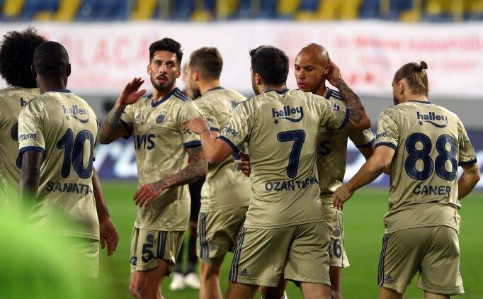 Fenerbahçeli futbolcular Beşiktaş'ı ezberledi