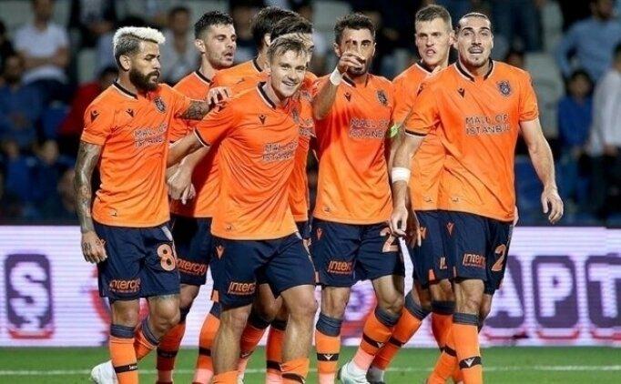 Başakşehir'den 72 saatte 2 hazırlık maçı