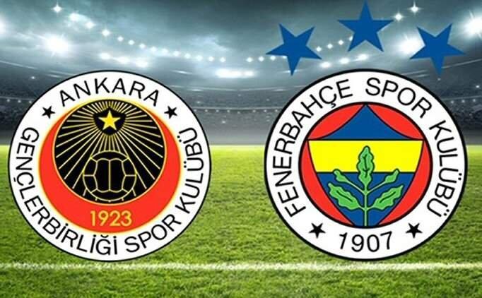 Gençlerbirliği Fenerbahçe maçı canlı izle (Lig TV izle şifresiz)