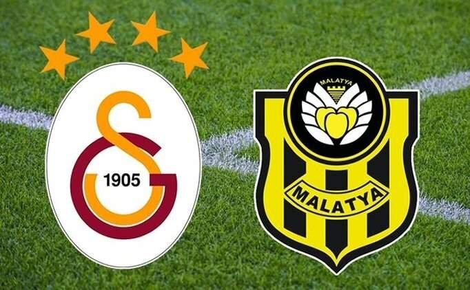 GS Yeni Malatyaspor maçı canlı şifresiz izle, Galatasaray maçı canlı skorlar