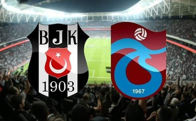 CANLI maç izle Beşiktaş Trabzonspor şifresiz, BJK TS derbi maçı kaç kaç?