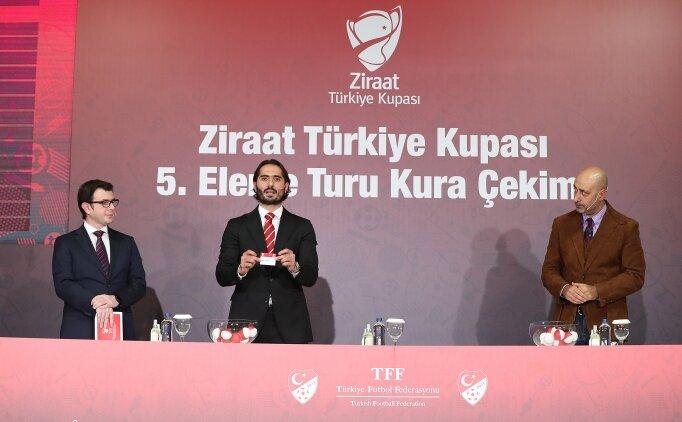 Türkiye Kupası'nda 5. tur kuraları çekildi