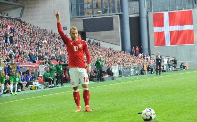 Inter mutlu sona yakın: Eriksen!