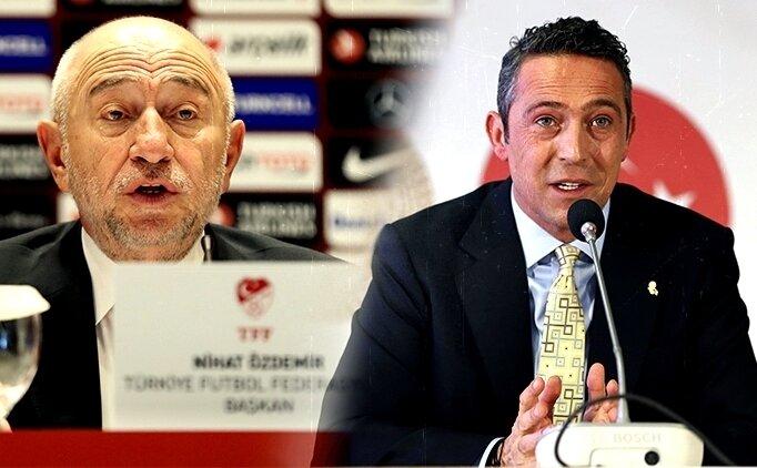 Nihat Özdemir: '2010/11 sezonu şampiyonu Fenerbahçe'