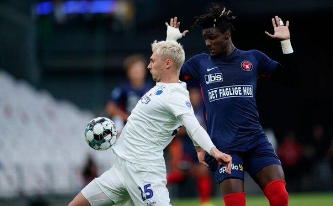 Başakşehir'in rakibi Kopenhag, ligde Midtjylland'a yenildi