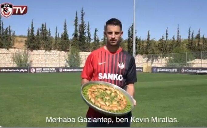 Kevin Mirallas, Gaziantep FK'ya transfer oldu