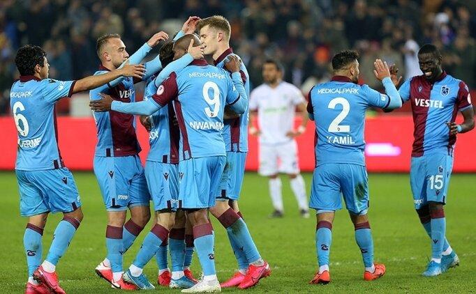 Erzurumspor - Trabzonspor muhtemel 11'ler