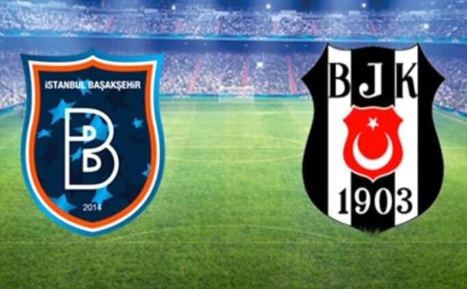 Başakşehir BJK maçı canlı şifresiz izle, Beşiktaş maçı kaç kaç?