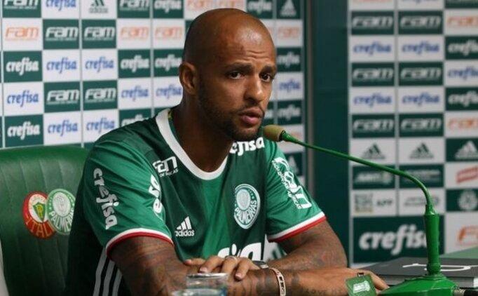 Palmeiras'ın yeni kaptanı Melo oldu