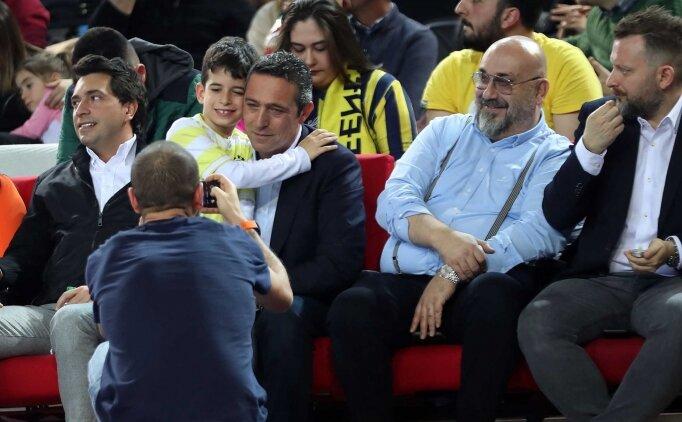 Ali Koç: 'Burada omuz omuza kazandık!'