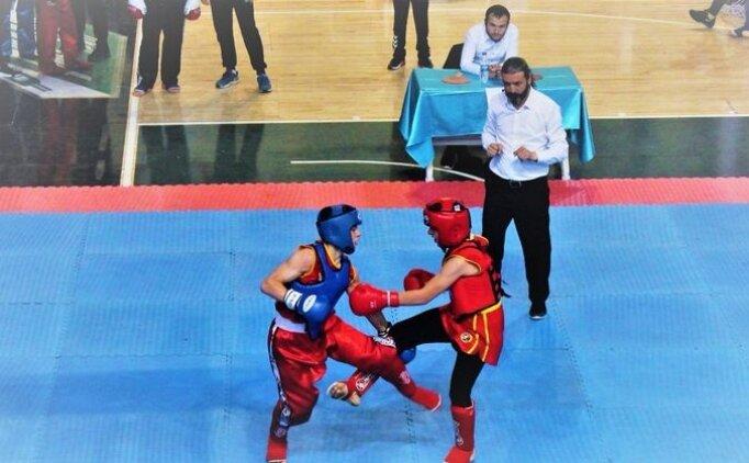 Wushu Kung Fu Şampiyonası devam ediyor