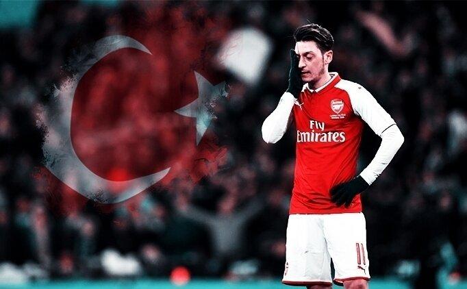 Arsenal'den Mesut Özil'e: 'Sen anlaş, maaşı biz tamamlarız'