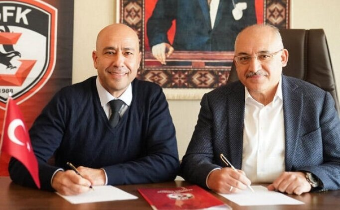 Fatih İbradı, Gaziantep FK sportif direktörü oldu
