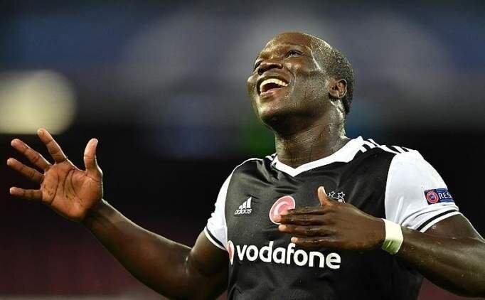 Aboubakar, Beşiktaş için İstanbul'a geliyor