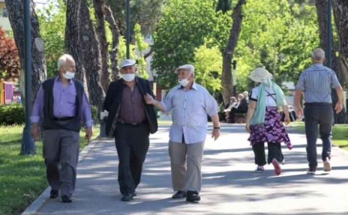 65 yaş üstü seyahat izni nasıl alınır? 65 yaş üstü HES kodu alma