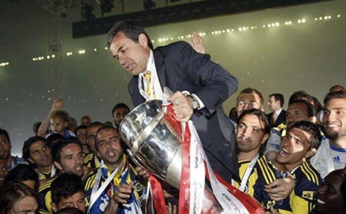 Fenerbahçe ve Trabzonspor'un 'kupa' atışması