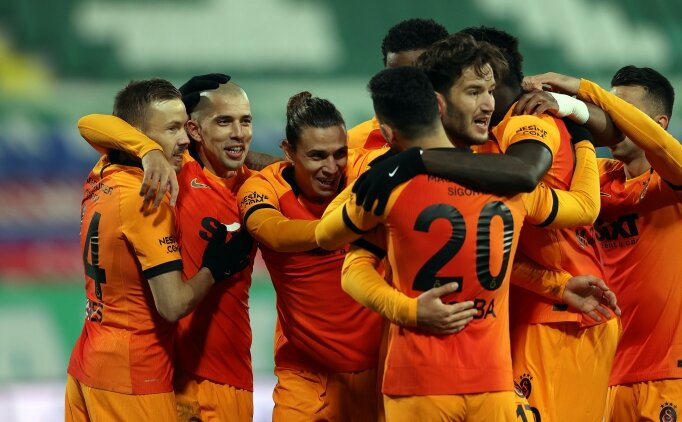 Galatasaray'da eksikler geri dönüyor!