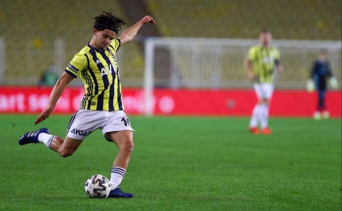 Fenerbahçe'nin gollerini Ferdi hazırladı!