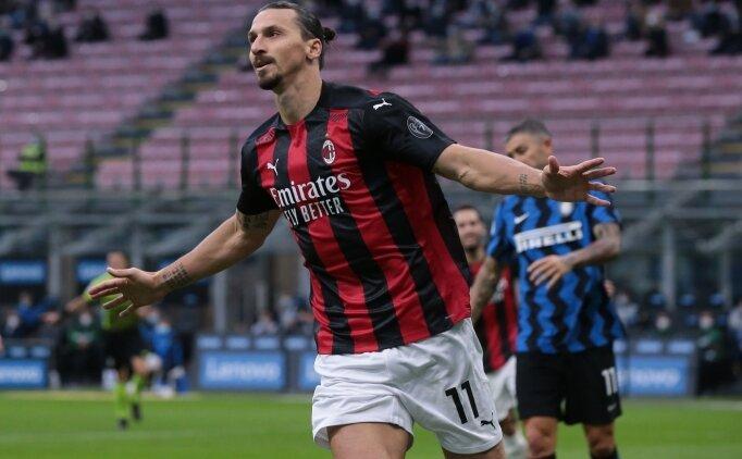 Zlatan, Milano'yu yaktı!