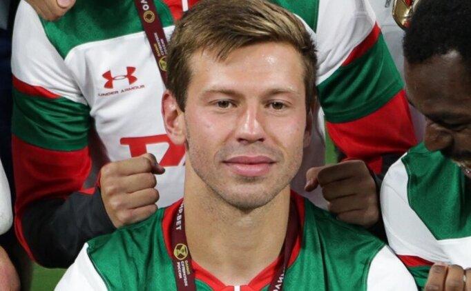 Fedor Smolov: 'Fenerbahçe ile anlaşmadım'