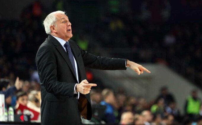 Zeljko Obradovic: 'Şimdi finale odaklanma zamanı!'