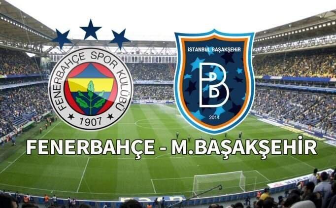Fenerbahçe Başakşehir maçı canlı şifresiz izle (bein sports izle)