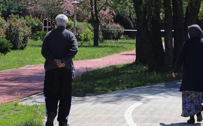65 yaş üstü sokağa çıkma saati kaç? 65 yaş üstü sokağa çıkma izni (31 Mayıs Pazar)