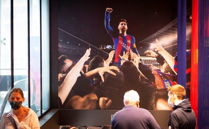Lionel Messi: 'Hata yaptıysam Barcelona için yaptım'