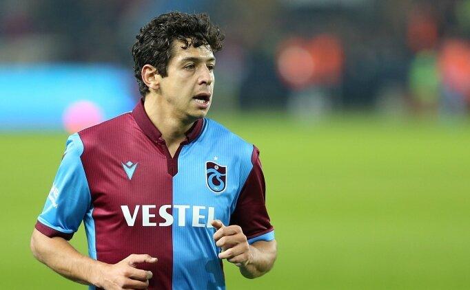 Guilherme, Trabzon'a veda etti; Göztepe'ye imza attı