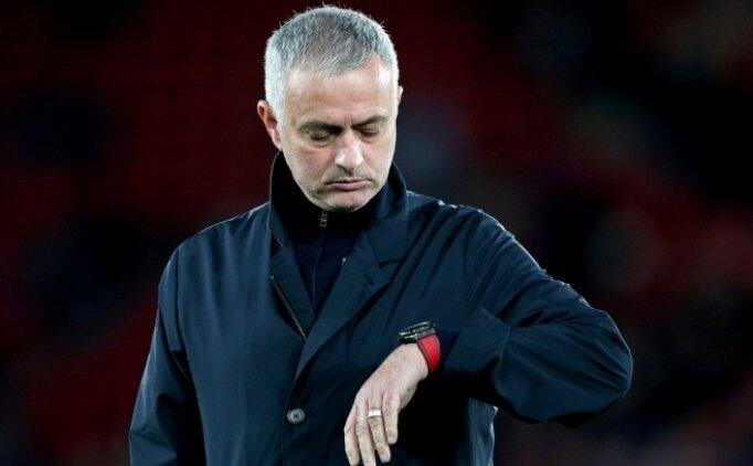 Jose Mourinho'dan Liverpool'a şampiyonluk övgüsü!