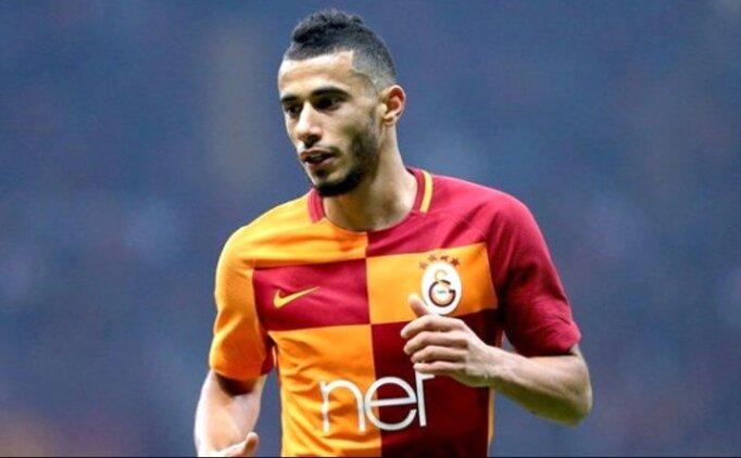 Younes Belhanda: 'Galatasaray'dan ayrılmayacağım'
