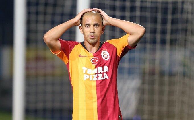 Galatasaraylı Feghouli'yi bekleyen ceza