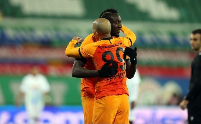 Mbaye Diagne, Radamel Falcao'yu geride bıraktı