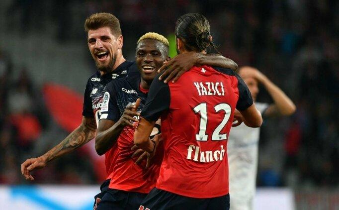 Trabzonspor'un Lille'den transfer yolu tıkandı