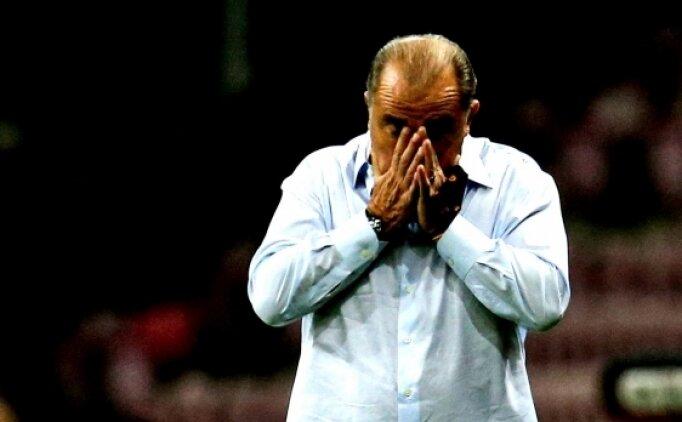 Fatih Terim: 'Saracchi olsa rahat ederdik'