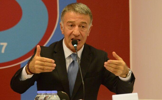 Trabzonspor'dan Ali Koç'un sözlerine 'resmi' cevap