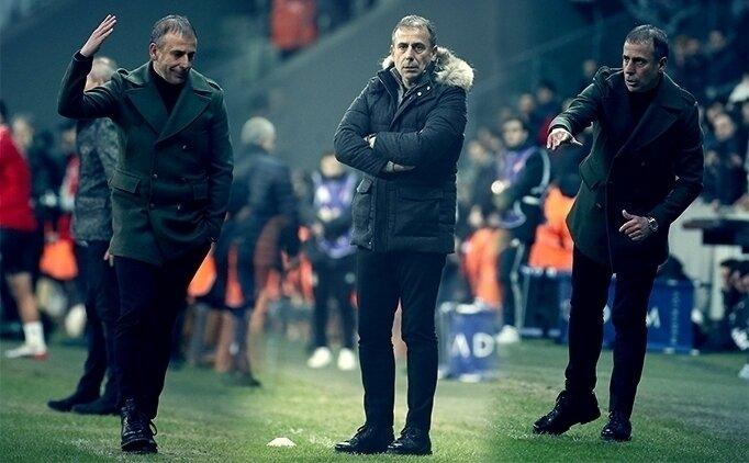 Avcı'nın Trabzonspor ekibinde iki sürpriz